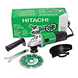 Hitachi G13STAYL - Winkelschleifer (12000 RPM,...